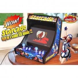 Video Bartop-Modell, 619 Spiele Starcade-Deluxe