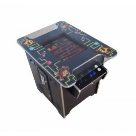 Video Tisch  19 Zoll TFT -  412 Spiele