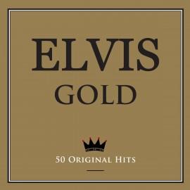 CD Elvis Gold(2 CD's)