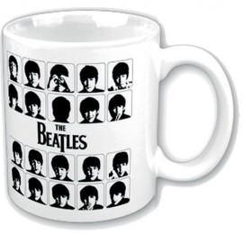 The Beatles 'Hard Days Night Graphic'