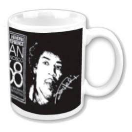 Jimi Hendrix San Francisco 68