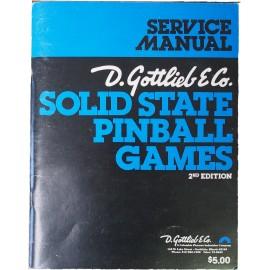 Allgemeines Gottlieb Service Manual