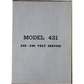 ROCK-OLA 431