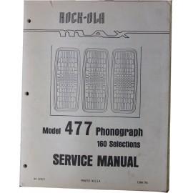 ROCK-OLA 477