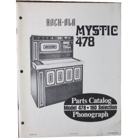 ROCK-OLA 478 Mystic