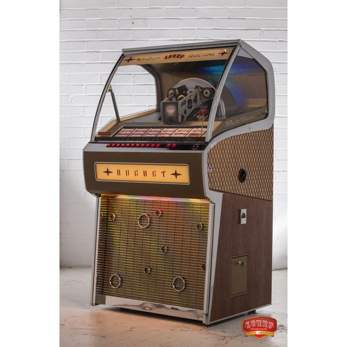 Soundleisure rocket vinyl auf bestellung for Lampen 50iger jahre