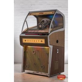 SoundLeisure Rocket 88 Vinyl, medium oak
