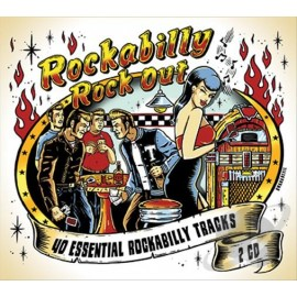 CD Rockabilly Rock Out CD's)