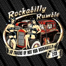 CD Rockabilly Rumble( (2 CD's)