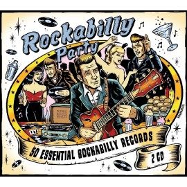 CD Rockabilly Party (2 CD's)