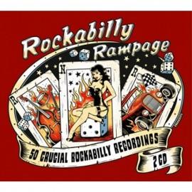 CD Rockabilly Rampage (2 CD's)