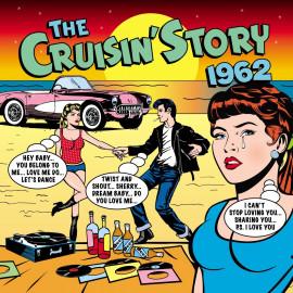 CD The Cruisin`Story 1962 (2CD)