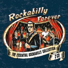 CD Rockabilly  Forever (2 CD's)