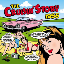 CD The Cruisin`Story 1955 (2CD)