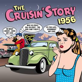 CD The Cruisin`Story 1956 (2CD)