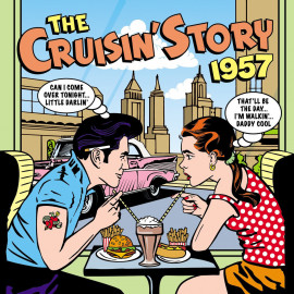 CD The Cruisin`Story 1957 (2CD)