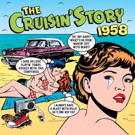CD The Cruisin`Story 1958 (2CD)