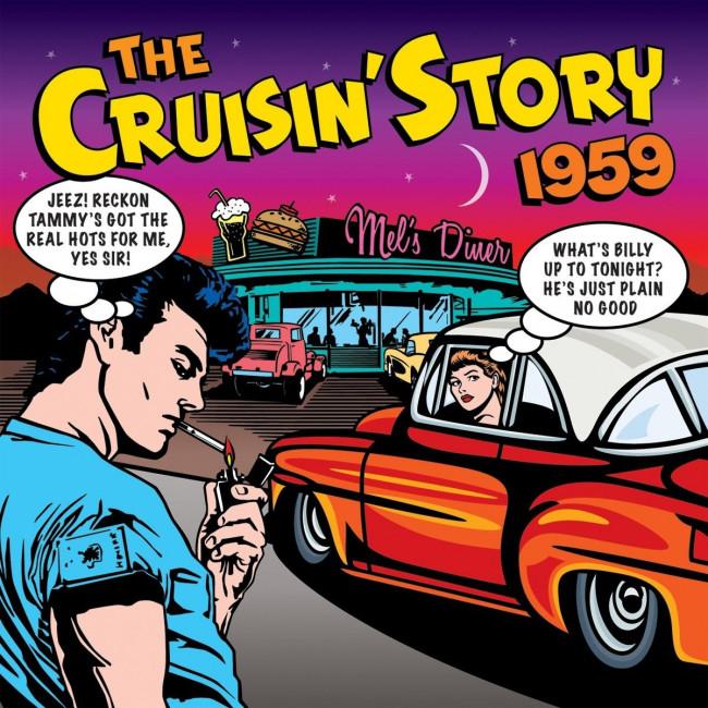 CD The Cruisin`Story 1959 (2CD)