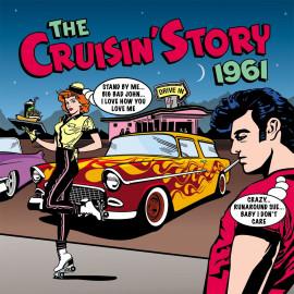 CD The Cruisin`Story 1961 (2CD)
