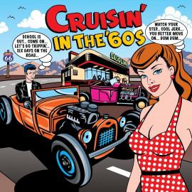 CD  Cruisin`in the 60S  (3CD)