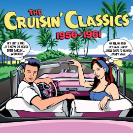 CD  Cruisin Classics 1956 - 1961  (3CD)